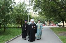 Литургия с Владыкой Кириллом