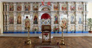 Святыни храма