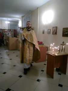 С праздником святителя Николая!