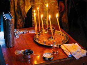 Соборование в нашем храме