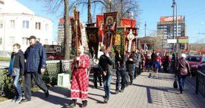 30 апреля состоится Крестный ход, посвященный прибытию Царской Семьи в Екатеринбург