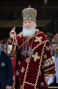 Христос Воскресе! Послание Святейшего Патриарха Московского и всея Руси Кирилла.