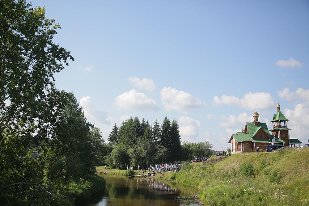 В Екатеринбургской епархии пройдут массовые торжества в честь праздника Крещения Руси