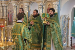 Поздравляем с праздником перенесения мощей святого праведного Симеона Верхотурского!