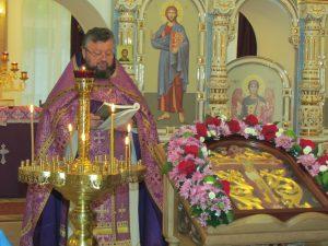 Поздравляем с праздником воздвижения Креста Господня!