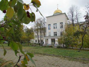 Божественная литургия с Митрополитом Кириллом