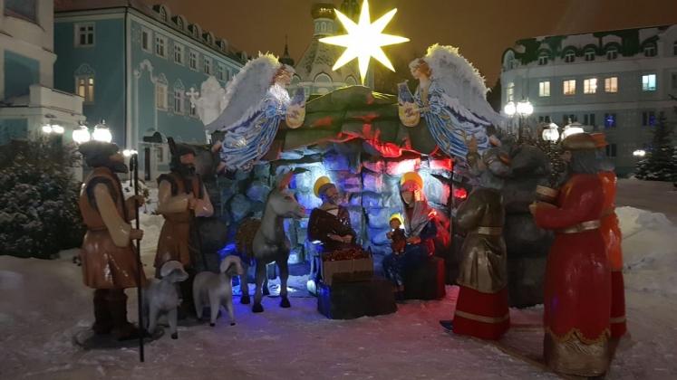 Готовимся к Рождеству! Как провести Рождественские праздники в уральской столице