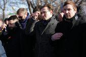 Молебен Торжества православия у Театра драмы собрал более 8 000 человек