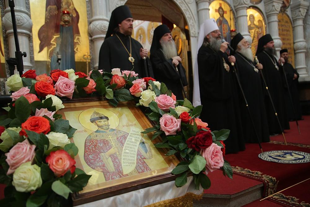 День рождения государя Николая II отметят в Екатеринбурге