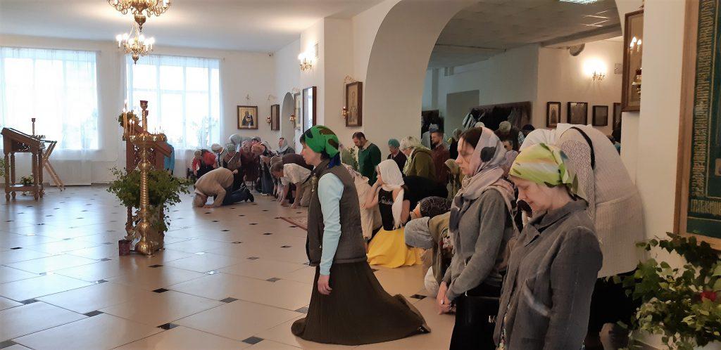 Праздник Пятидесятницы и обращение митрополита Кирилла