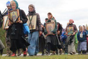 19 дней и 370 километров: расписание Симеоновского крестного хода от Екатеринбурга до Верхотурья