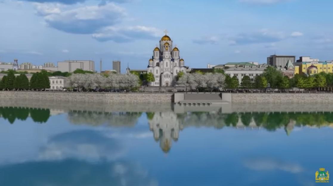 Как принять участие в опросе по выбору места строительства Храма святой Екатерины