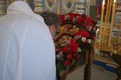 Служба с митрополитом Екатеринбургским и Верхотурским Кириллом