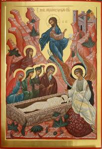 Неделя 3 я по Пасхе – святых жен мироносиц