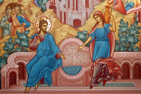Неделя 5 я по Пасхе – о самаряныне