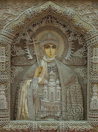 Cвятая равноапостольная великая княгиня Российская Ольга