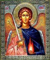 Собор Архангелов во главе с Архистратигом Михаилом